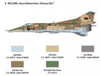 MiG-23 MF/BN Flogger (Vista 13)