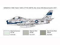 F-86E Sabre (Vista 11)