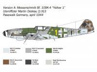 Bf 109 K-4 (Vista 10)