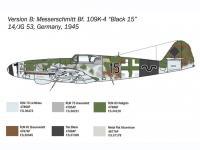 Bf 109 K-4 (Vista 11)