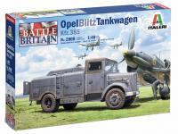 Opel Blitz Tankwagen Kfz.385 Battle of Britain (Vista 7)