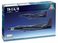 Lockheed TR-1A/B (Vista 7)