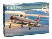 North American FJ-2/3 Fury (Vista 7)