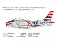 North American FJ-2/3 Fury (Vista 10)