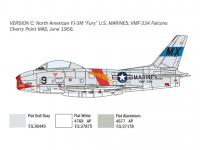 North American FJ-2/3 Fury (Vista 12)