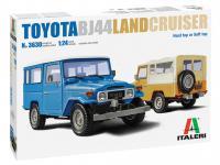 Toyota BJ44 Land Cruiser (Vista 5)