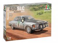 Mercedes-Benz 450SLC Rallye Bandama 1979 (Vista 4)