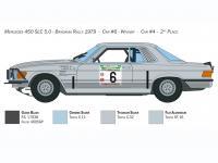 Mercedes-Benz 450SLC Rallye Bandama 1979 (Vista 5)
