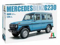 Mercedes-Benz G230 (Vista 4)