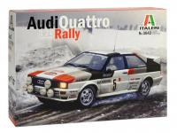 Audi Quattro Rally Montecarlo 1981 (Vista 4)