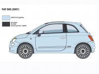 Fiat 500 (Vista 8)