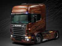 Scania R730 ''Black Amber'' (Vista 13)