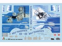 MAN TGX XXL Wolf Transport (Vista 6)