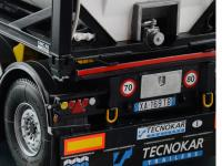 Tecnokar Trailer With 20' Tank (Vista 23)