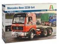 Mercedes-Benz 2238 6x4 (Vista 3)