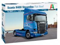 Scania R400 Streamline Flat Roof (Vista 4)