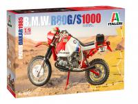 BMW R80G/S1000 Dakar 1985 Parigi-Dakar Version (Vista 6)