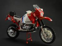 BMW R80G/S1000 Dakar 1985 Parigi-Dakar Version (Vista 10)