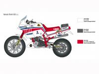 Yamaha Ténéré 660cc Paris Dakar 1986 (Vista 9)
