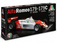 Alfa Romeo 179 / 179C (Vista 16)
