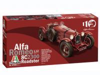 Alfa Romeo 8C/2300 1931-33 (Vista 8)