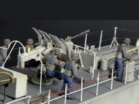 Lancha Torpedera Schnellboot S 100 (Vista 20)