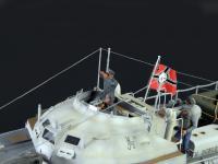 Lancha Torpedera Schnellboot S 100 (Vista 18)