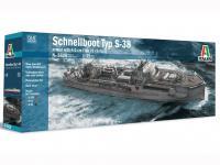 Schnellboot Typ S-38 (Vista 12)