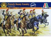 Caballeria Pesada Francesa, Guerras Napo (Vista 3)