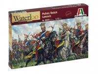 Lanceros Polaco Holandeses, Guerras Napo (Vista 3)