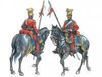 Lanceros Polaco Holandeses, Guerras Napo (Vista 4)