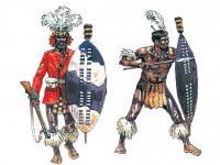 Guerreros Zulues, Guerra Zulu (Vista 4)