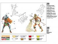 Gladiadores (Vista 4)