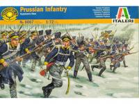 Iinfanteria Prusiana, Guerras Napoleonic (Vista 2)