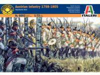 Infanteria Autriaca 1800-05, Guerras Nap (Vista 2)