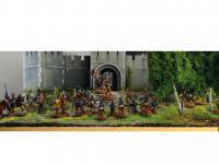 Castillo bajo asedio - Guerra de los 100 años 1337/1453  (Vista 34)