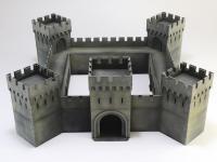 Castillo bajo asedio - Guerra de los 100 años 1337/1453  (Vista 21)