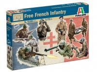Infantería Francesa Libre (Vista 2)