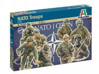 Tropas de la OTAN 1980 (Vista 3)