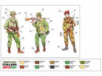 Tropas de la OTAN 1980 (Vista 4)