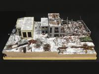 Asedio de Stalingrado 1942 - Set de batalla (Vista 42)