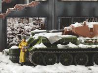 Asedio de Stalingrado 1942 - Set de batalla (Vista 45)