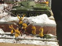 Asedio de Stalingrado 1942 - Set de batalla (Vista 47)
