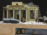 Asedio de Stalingrado 1942 - Set de batalla (Vista 27)