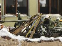 Asedio de Stalingrado 1942 - Set de batalla (Vista 28)