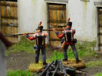 La Haye Sainte Waterloo 1815 (Vista 26)