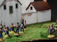La Haye Sainte Waterloo 1815 (Vista 28)