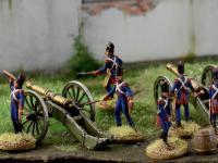 La Haye Sainte Waterloo 1815 (Vista 16)