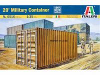 Contenedor Militar (Vista 5)