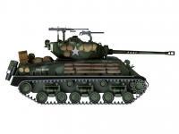 Sherman M4A3E8 versión  (Vista 5)